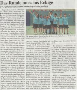 Amtsblatt der Gemeinde Burbach vom 19.04.2013