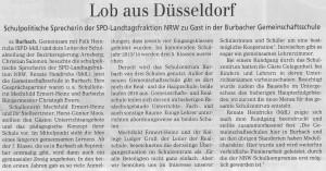 Siegener Zeitung vom 07.03.2013