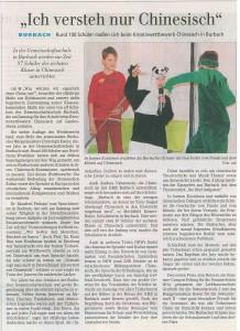 Siegener Zeitung vom 24.02.2014