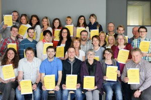 Das Kollegium der GMS Burbach heißt die alten und neuen Schüler herzlich willkommen.