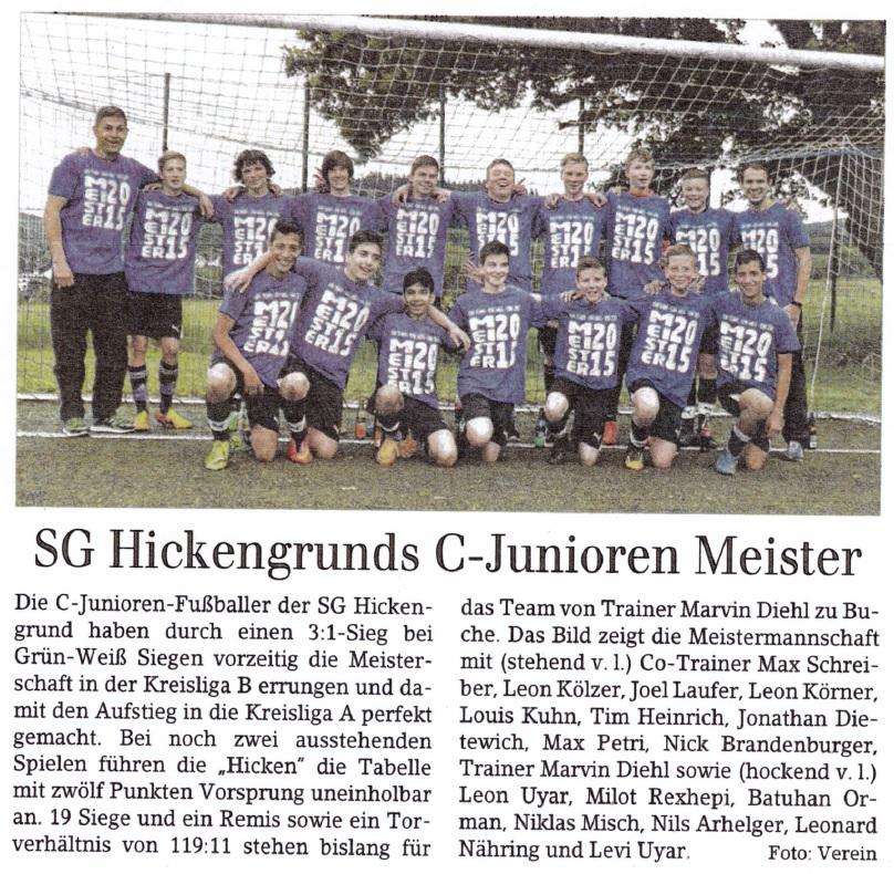 SG Hicke